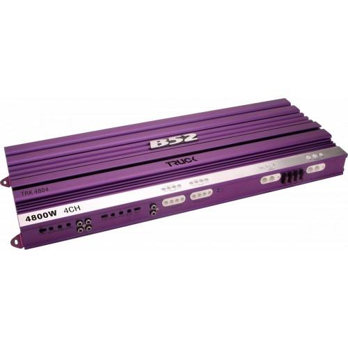 Módulo Amplificador Automotivo B52 TRK 4804 Roxo