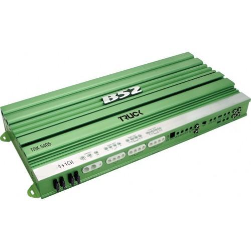 Módulo Amplificador Automotivo B52 TRK 5405 Verde