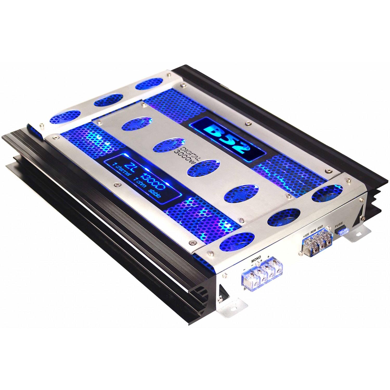 Módulo Amplificador Automotivo B52 ZUL ZL 1300D