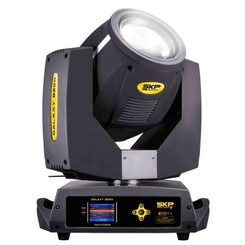 Moving Head Beam e Wash Galaxy B200 5R 200W SKP Pro Light