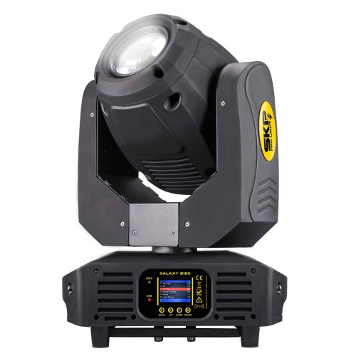 Moving Head Beam Galaxy B120 1R 120W SKP Pro Light