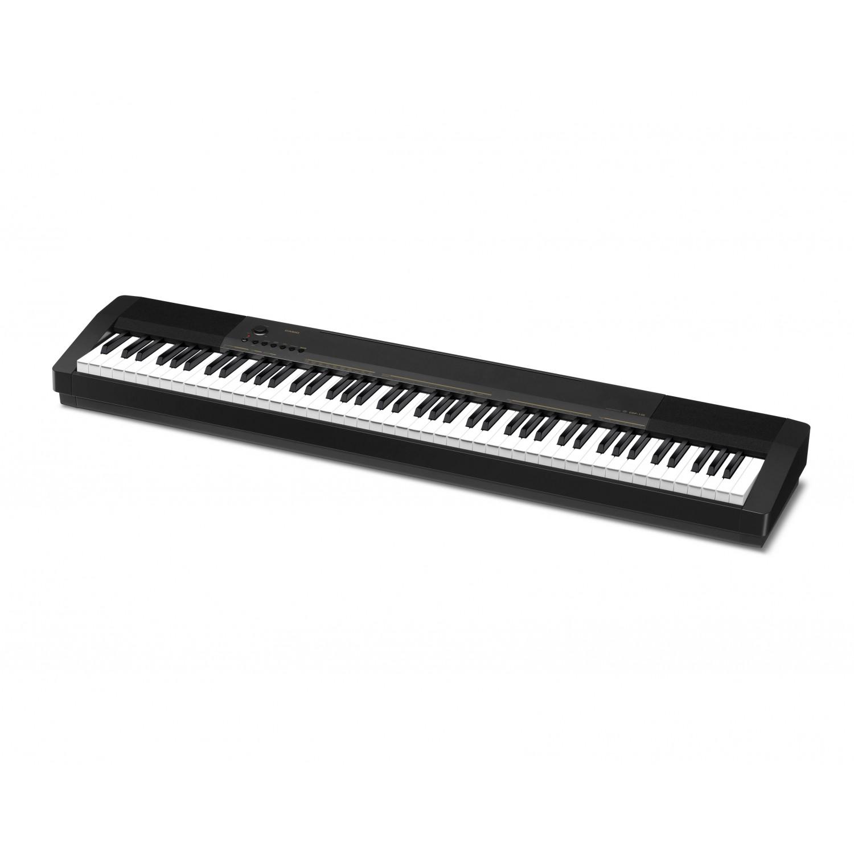piano digital casio cdp 130bk 88 teclas 101db. Black Bedroom Furniture Sets. Home Design Ideas