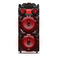 Mini System Portátil Novik Neo Impact 4 com Bateria e Bluetooth