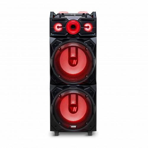 Mini System Portátil Novik Neo Impact Two com Bateria